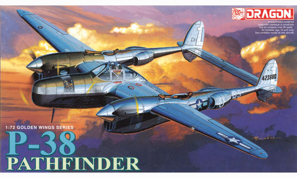 avion Dragon P-38J Pathfinder