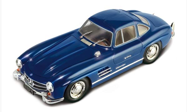 voiture Italeri Mercedes Benz 300 SL Gull Wing