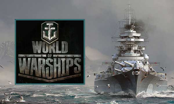 bateau Italeri Bismarck World of Warships