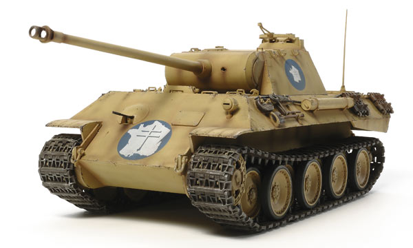 militaire Tamiya Panther A