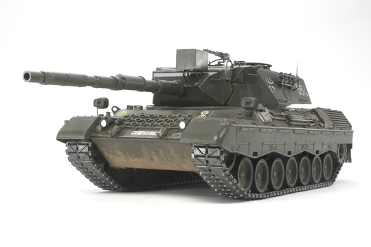 militaire Tamiya Leopard A4
