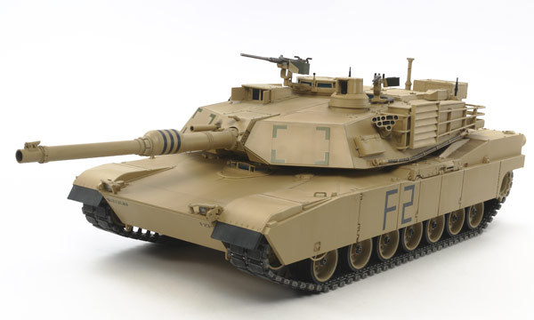 militaire Tamiya M1A2 Abrams